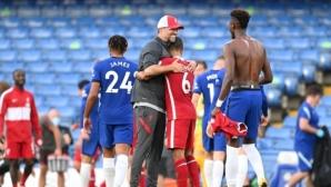 Хендерсън пропуска дербито с Арсенал, Клоп не отговори дали Тиаго ще е титуляр