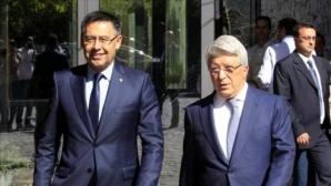 В бъдеще Бартомеу ще бъде смятан за един от най-големите президенти на Барса, сигурен е негов колега