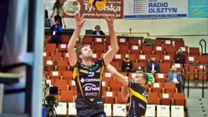 Виктор Йосифов игра силно и записа 11 точки, но Радом загуби от Олшчин