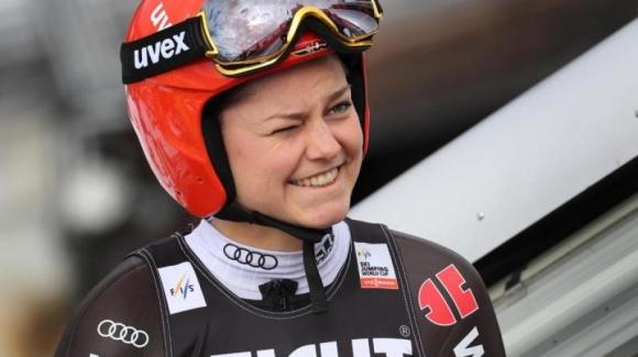 Олимпийската шампионка по ски-скок Карина Фогт се връща на шанцата