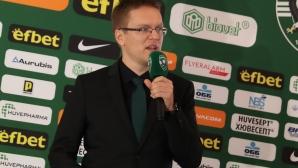 Валдас: Ако искате, можем да изиграем някоя партия по шах с Акрапович, мачът утре няма да реши титлата (видео)