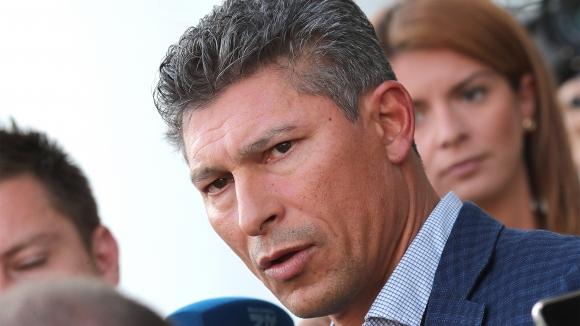 Красимир Балъков: Огорчен съм от напускането