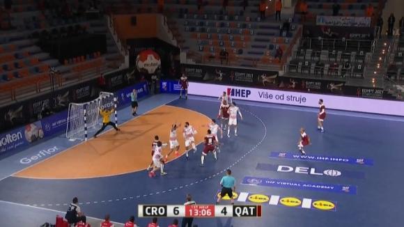 Хърватия победи Катар